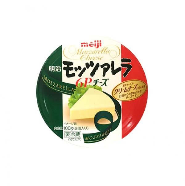 明治莫扎瑞拉乾酪派-日本 1