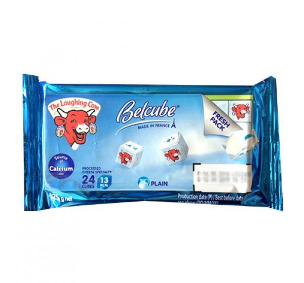 笑牛迷你乾酪-藍-法國 1