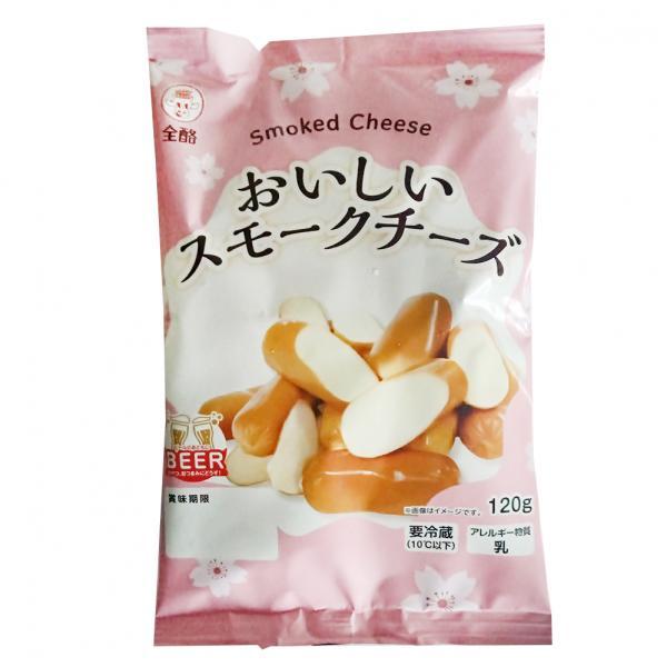 全酪煙燻乾酪-日本 1