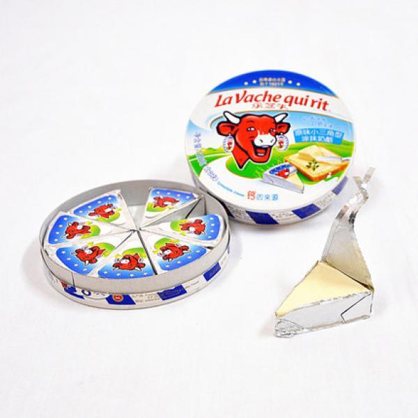笑牛圓乾酪-法國 1