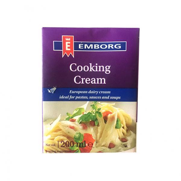 安博格料理用鮮奶油-丹麥 1